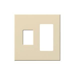 Vareo - Wallplates - For Vareo® and Nova Tb® Dimmers - and Architectural accessories  - 2-Gang - Beige