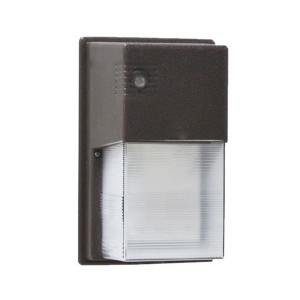 LED Wallpack Cube - 20W - 5000K Cool White - 120-277V AC