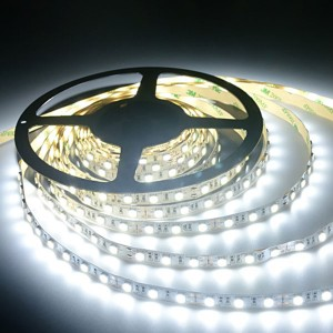 LED Strip Light - 5000K Cool White - 72W - 12V DC