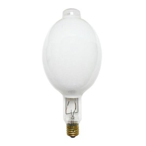 Metal Halide - 575W - 4000K Natural White - Mogul (E39) Base - Base Up Burn - Pulse Start - Coated Bulb - 12 packs