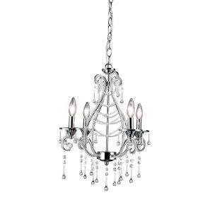 Prelude 4-light Chandelier - Max. 240W - Pendant Luminaire