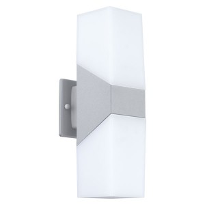 2L Outdoor Wall Light LED - 7.4 W - Wall Luminaire