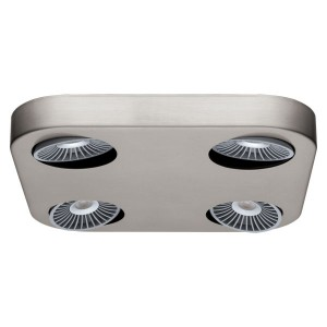 4L LED Ceiling Light - 17.6 W - Spot