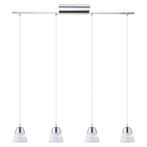 4L LED Suspension - 18 W - Pendant Luminaire