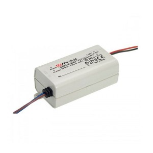 Single Output Switching Power Supply - 16W - LED Power Supply - 24V DC & 0.67 Amps Output