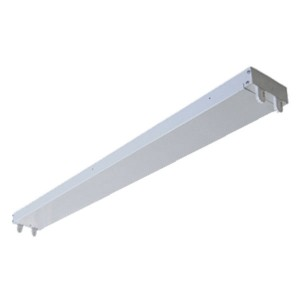 Fluorescent Strip Fixture - 4FT - 2-lamp T5HO - 347V