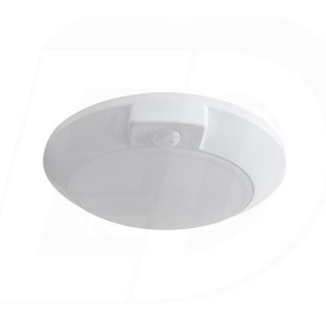 LED Closet Light - 10W - 3000K Warm White - 4 inch - Dimmable - 120V AC - With PIR Motion Sensor