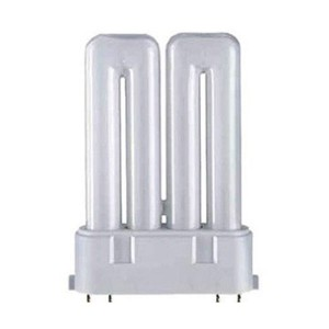 CFL Bulb - 24W - 4 Pin - 2G10 Base - 3000K Warm White - 10 packs