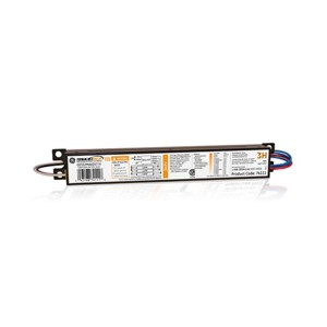 T8 Ballast - 3-lamp - Instant Start - 347V AC - High Ballast Factor