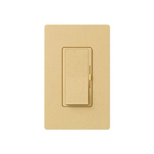 Electronic Low Voltage Dimmer - Paddle Switch - Goldstone - 120V - 450W Max. - Stain Finish - Wall Plate Sold Separately