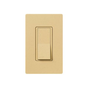 General Purpose Switches - Paddle Switch - Goldstone - 120V-277V - 15A - Stain Finish - Wall Plate Sold Separately