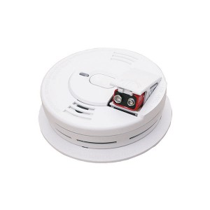 Smoke Alarms - 120V AC & 9V Battery Backup - P1276CA
