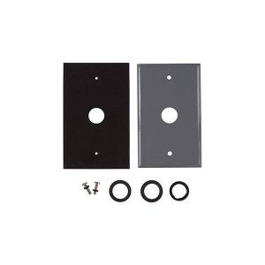 Photocontrols Accessories - Wall Plate Kit - For Button K4000 Series, EK4036S