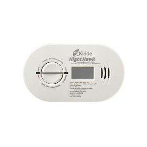 Carbon Monoxide Alarms - Three AA batteries - 900-0230