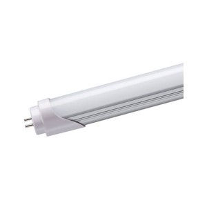 Ballast-compatible LED T8 Tube - Frosted Lens - 4FT - 18W - 5700K Cool White