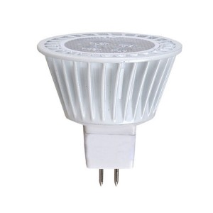 LED MR16 - 7W - 2700K Soft White - 40° Flood Beam Angle - 12V AC/DC