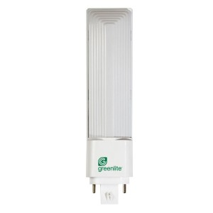 LED PL 4-PIN G24Q - 12W - 3500K Warm White - 120-277V AC (Pack of 12)