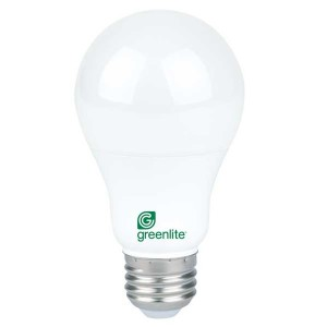 LED Omni A19  - 6W - Non-dimmable - 3000K Warm White (Pack of 12)
