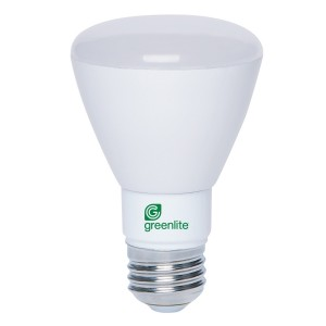 LED BR20 - 7W - 3000K Warm White (Pack of 12)