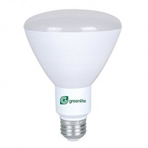 LED BR30 - 8W - 3000K Warm White (Pack of 12)