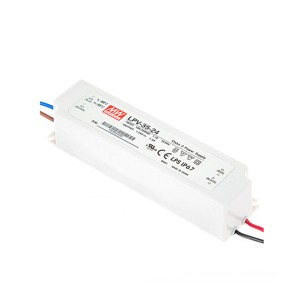 Single Output Switching Power Supply - 35W - LED Power Supply - 24V DC & 1.5 Amps Output