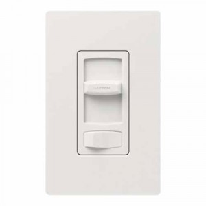 CFL/LED Dimmer - Rocker and Slide Switch - Max. 150W - 120VAC