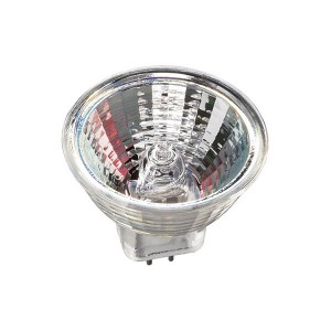 Halogen Bulb - 50W - MR11 Base - 12V - Narrow Flood - 20 packs