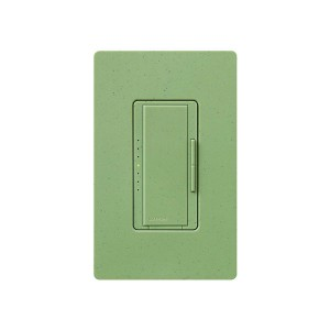 Maestro - Magnetic Low-Voltage Dimmer - Digital Fade -Greenbriar - 120V - 600VA (450W) - Wall Plate Sold Separately