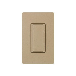 Maestro - Companion Dimmer - Mocha Stone - 120V - Wall Plate Sold Separately