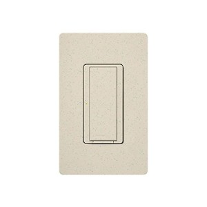 Maestro - Digital Switches - Limestone - 120V - 8A Light / 3A Fan -  Wall Plate Sold Separately