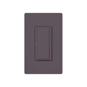 Maestro - Digital Switches - Plum - 120V - 8A Light / 3A Fan -  Wall Plate Sold Separately