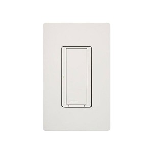 Maestro - Digital Switches - Snow - 120V - 8A Light / 3A Fan -  Wall Plate Sold Separately