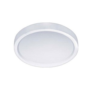 LED Anti-glare Surface Mount Down Light - 14.2W - 3000K Warm White - 7 inch - Dimmable - 120V AC