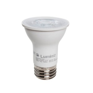 LED PAR16 - 6W - 3000K Warm White - 4 Packs