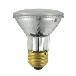 PAR Lamps - Par20 - 35W - E26 Base - 130V - Narrow Flood - 15 packs