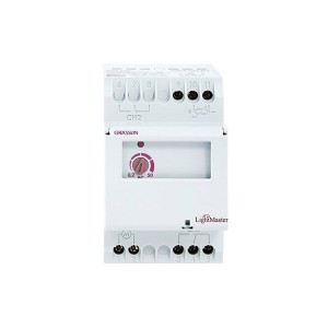 Sensors - Lighting Controls Systems - 1-Channel Light Controller - 10 Amp Single Channel Switch - 120VAC