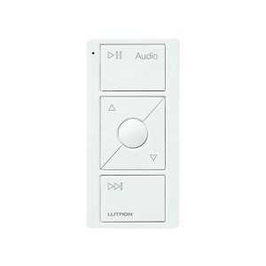 Caseta Audio Pico Remote Control for Sonos - White