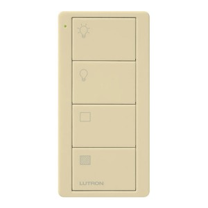 Pico 4-Button Wireless Remote Control - Ivory