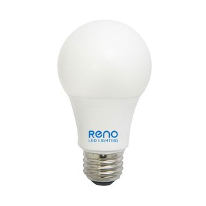 LED A19 - 9W - Non-Dimmable - 3000K Warm White - 120V AC - 25,000 hrs lifespan