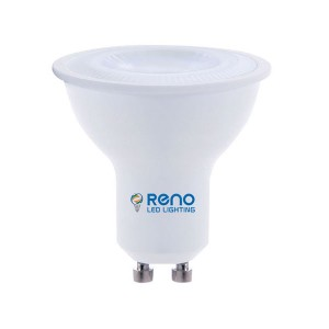 LED GU10 - 6.5W - 3000K Warm White