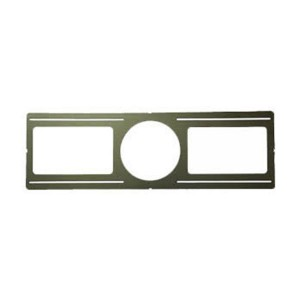 New Construction Rough-In Plate - For 6 inch Model - RIP6