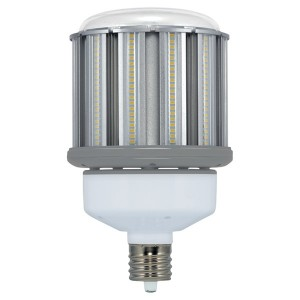 LED Corn Bulb - 80W - 5000K Cool White - 277-347V AC
