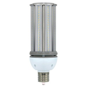 LED Corn Bulb - 54W - 4000K Natural White - 100-277V AC