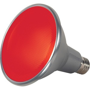 LED PAR38 Colour- 15W - Red