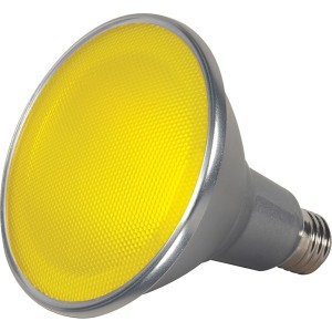 LED PAR38 Colour- 15W - Yellow
