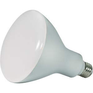 LED BR40 - 16.5W - Dimmable - 3000K Warm White - 120V AC