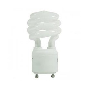 CFL Bulb - 13W - GU24 Base -2700K Soft White - 10 packs