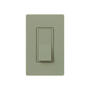 General Purpose Switches - Paddle Switch - Greenbriar - 120V-277V - 15A - Stain Finish - Wall Plate Sold Separately