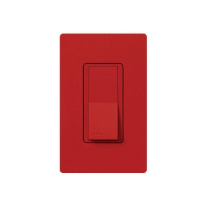 General Purpose Switches - Paddle Switch - Hot - 120V-277V - 15A - Stain Finish - Wall Plate Sold Separately