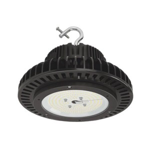 LED Round High Bay UFO - 240W - 4000K Natural White - 347-480V AC